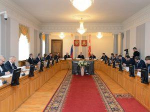 В администрации Смоленской области состоялось заседание Совета по экономике и инвестициям