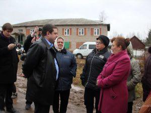 Медучреждения Холм-Жирковского района Смоленской области оснастят современным оборудованием