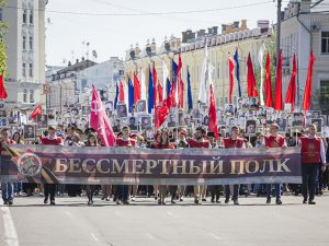 В День Победы ветераны могут ездить по территории Смоленской области бесплатно