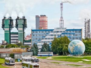 Индустриальные парки и моногород