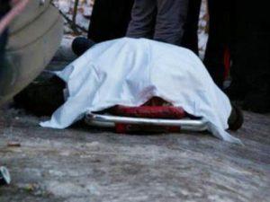 В Смоленске обнаружили на улице обнаружили тело женщины