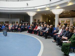 Департамент по культуре и туризму подвёл итоги работы за прошлый год