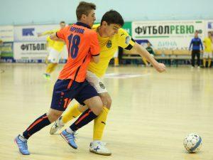 Определились все участники финала Высшей лиги по мини-футболу в Смоленске