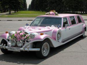 Выбор свадебного кортежа