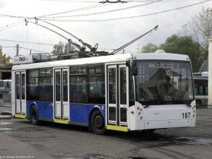 Проездные на троллейбус можно сдать