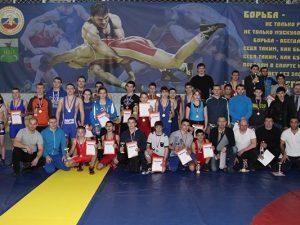 Смоленск заявляет себя на карте соревнований по вольной борьбе