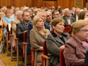 Губернатор Смоленской области ответил на вопросы преподавателей СГМУ
