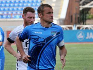 Бывший защитник смоленского «Кристалла» завершил игровую карьеру