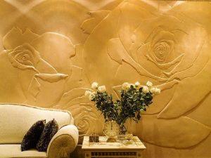 Создание оригинального интерьера за счет современных материалов отделки стен