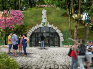 Массовое поле в Лопатинском саду Смоленска можно благоустроить не хуже Красной площади