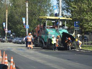 В Смоленске перекроют улицу Марины Расковой