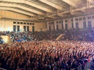 Солист «Руки вверх!» опубликовал в «Инстаграме» фото с концерта в Смоленске