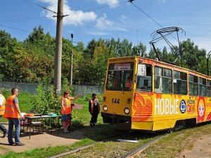Жители Смоленска могут взять в аренду… трамвай