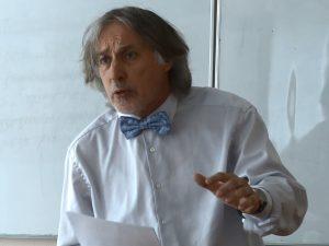 Исследователь русского символизма выступил перед смоленскими студентами