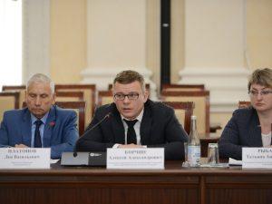 Алексей Островский направит обращение Дмитрию Медведеву