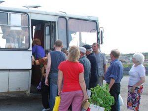 В Смоленске повысится плата за проезд на дачных маршрутах