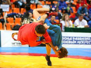 Смоляне выиграли четыре медали на всероссийском турнире по самбо