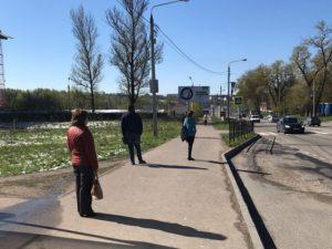 В Смоленске на месте трамвайного кольца построят торговый центр?