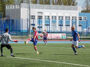 ЦРФСО сыграл вничью с клубом «Луки-Энергия»