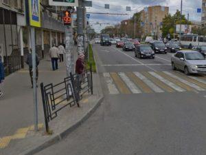 В Смоленске на светофорах отключат таймеры для пешеходов