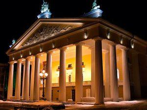 Смоленский драмтеатр закрывает сезон премьерой по пьесе Полякова