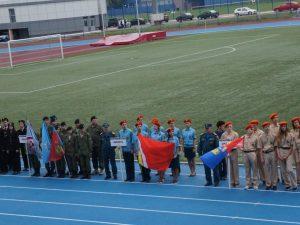 Юные спасатели 17 регионов собрались в Смоленске помериться силами