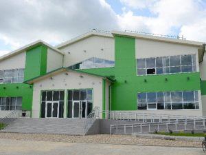 Центр культурного развития в Озерном практически готов
