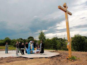 В Смоленском районе появится новый храм