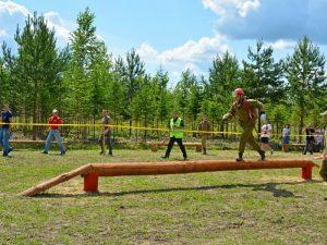 Лучшим лесным пожарным Смоленской области стал житель Демидовского района
