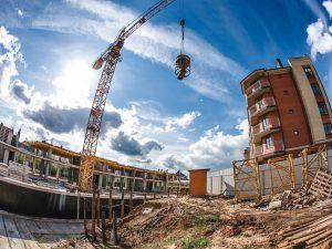 Кризис на рынке жилья «догнал» смоленских строителей