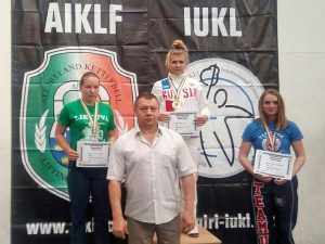 Смолянка выиграла Первенство Европы по гиревому спорту