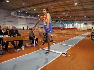 Смоленский легкоатлет будет выступать на международных стартах под нейтральным флагом
