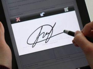 Росреестр поможет смоленским предпринимателям обзавестись электронной подписью