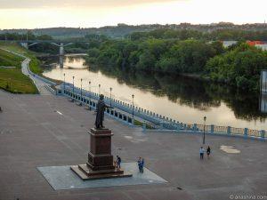 В Смоленске пройдет концерт на набережной
