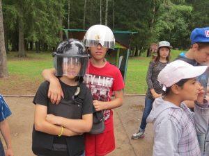 Смоленские подростки стали инспекторами ГИБДД