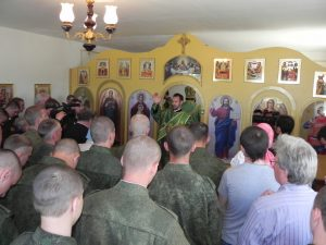В Смоленской области в конце августа освятят Храм в честь Победоносца Георгия
