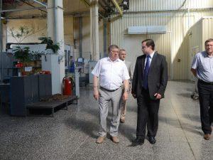 Алексей Островский: В регионе созданы новые стимулы для развития промышленности