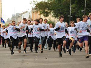 Ради спортсменов 16 сентября часть Смоленска закроют для транспорта