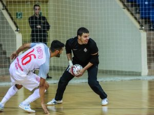 Вратарь смоленского «Автодора» помог сборной России сыграть вничью с португальцами