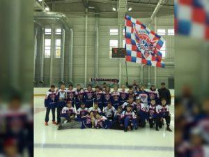 Смоленские хоккеисты выиграли соревнования в «Юбилейном»