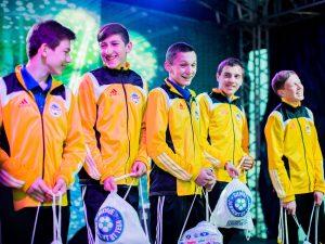 Ребята из смоленского детдома участвуют в международном юниорском турнире