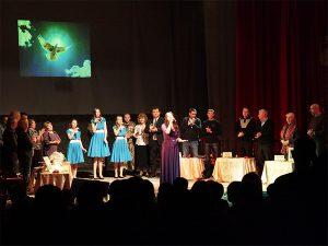 В Дорогобуже состоялся Вечер памяти