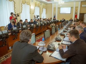 В муниципальных образованиях Смоленской области подключение к теплосетям выполнено на 100%