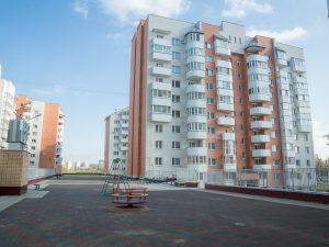 В Смоленске определили лучшие двор, дом и подъезд