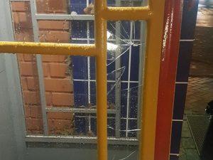 В Смоленске окровавленный мужчина напугал людей в маршрутке