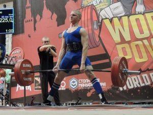Юный смолянин стал чемпионом мира по пауэрлифтингу