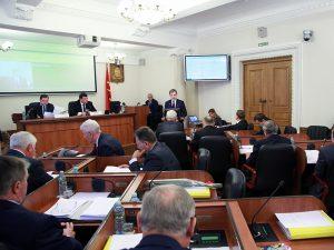 В Смоленской области при заключении специальных инвестконтрактов гарантируются налоговые льготы