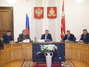 В Смоленске обсудили вопросы развития дорожного хозяйства