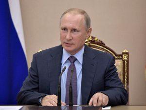 Владимир Путин предложил с начала 2018 года ввести ежемесячные выплаты при рождении первого ребёнка