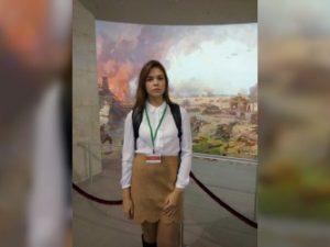 Смоленская школьница стала победительницей всероссийского конкурса туристических маршрутов